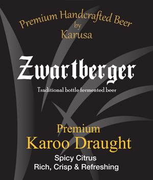 Zwartberger - Karusa Craft Beer